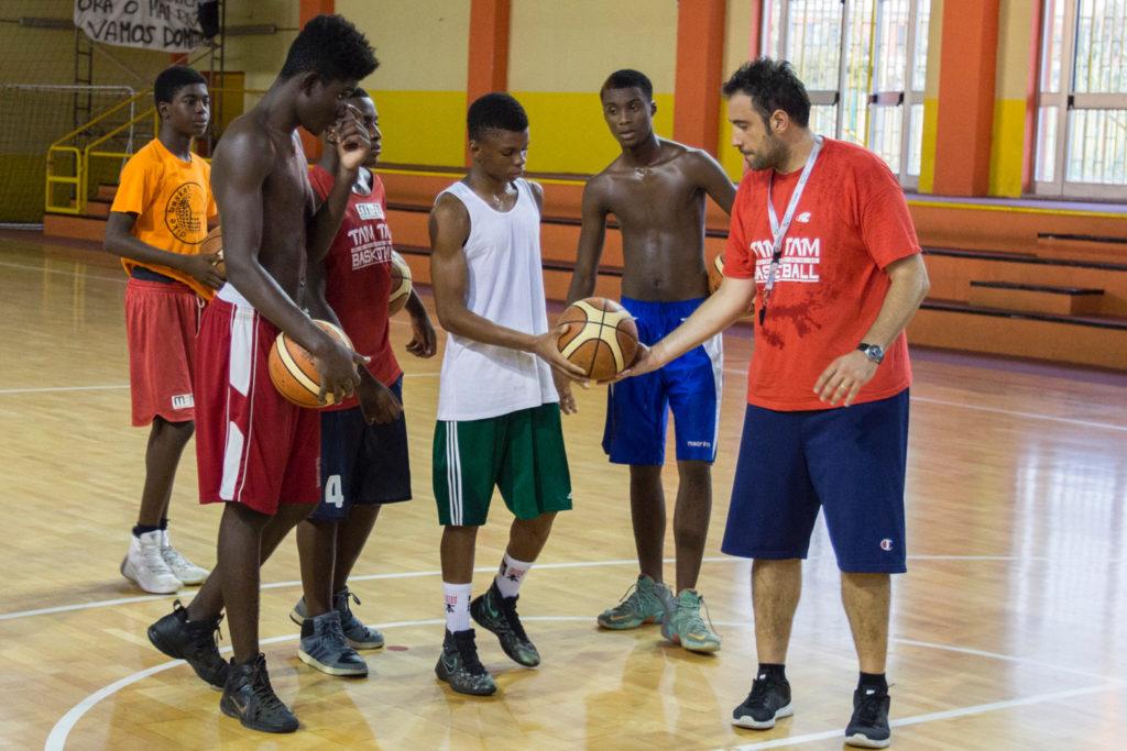 Tam Tam Basketball