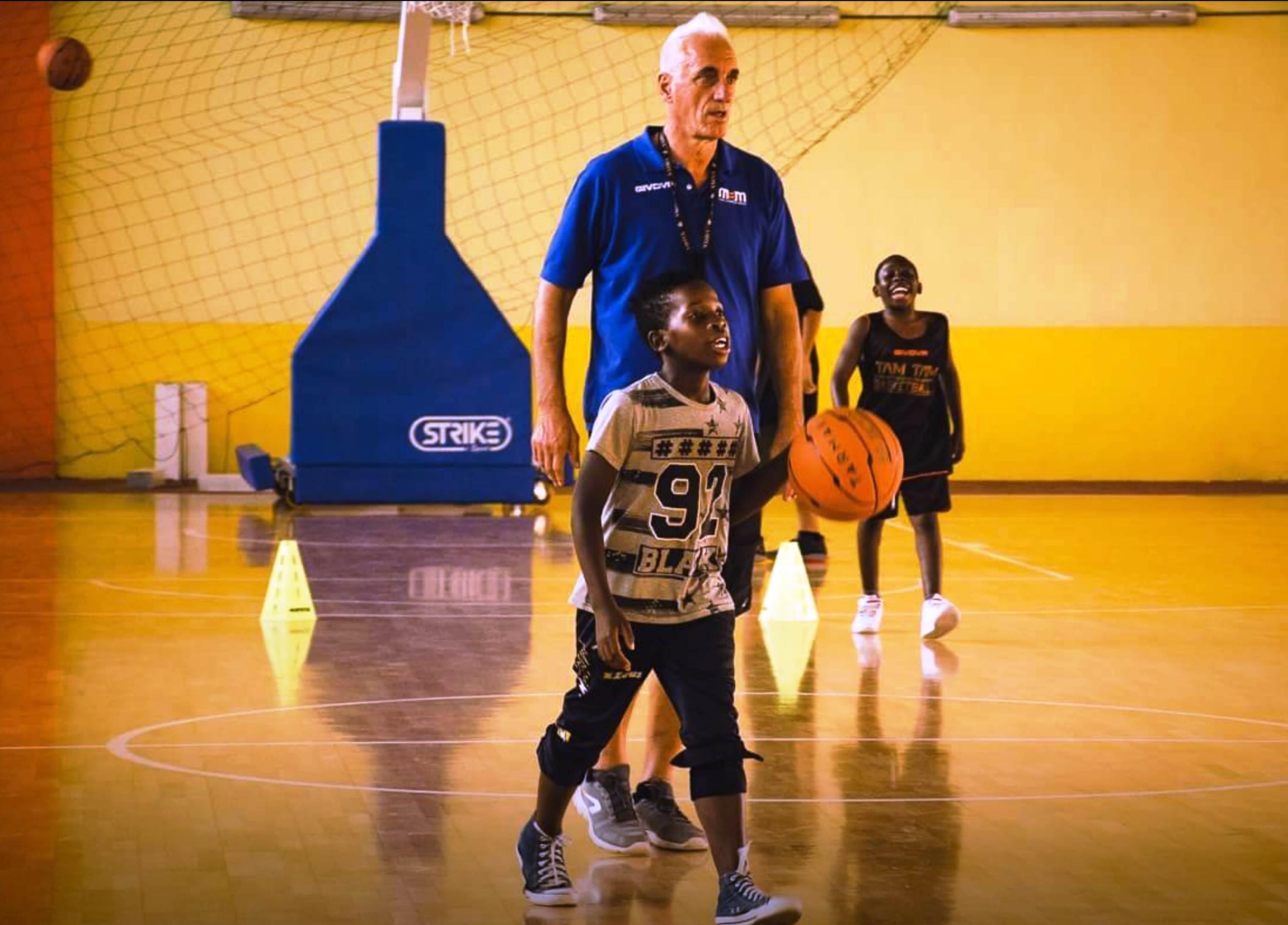 Tam Tam Basket Massimo Antonelli