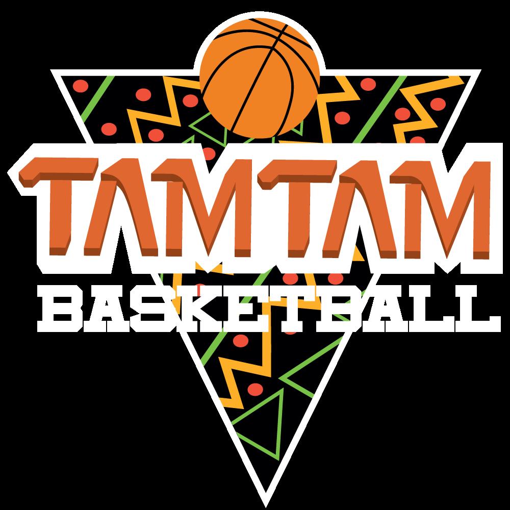 Tam Tam Basketball logo