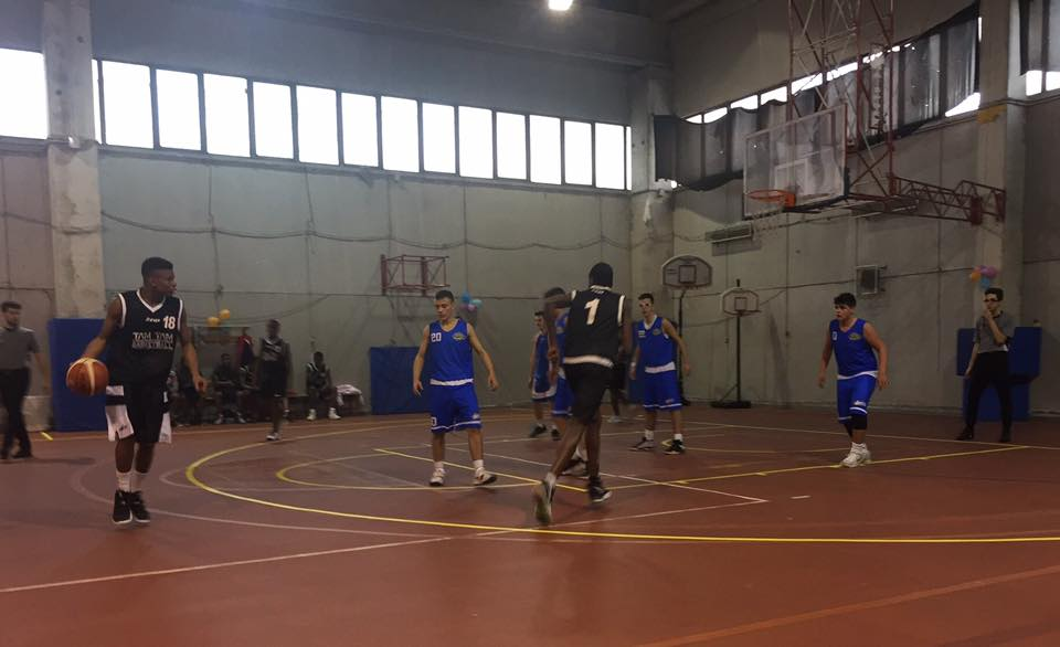 tam tam basket under 15 fip
